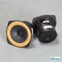 5 inches HIFI Full range Speaker Unit Cast Aluminum Frame 15 W 8 ohm 52Hz 19KHz 89 dB forTube Amplifier DIY