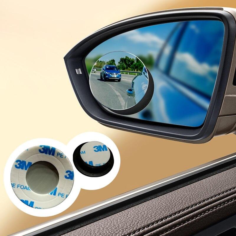 107  Adjustable Blind Spot Mirrors PEUGEOT 106 Pair