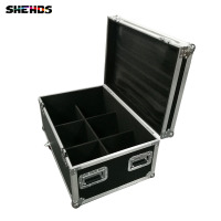 Flight Case 6IN1 for LED Par Can Light 6/10 Channel LED 54x9W Par Can Windmill Lightfor Stage Theater Disco Nightclub Party