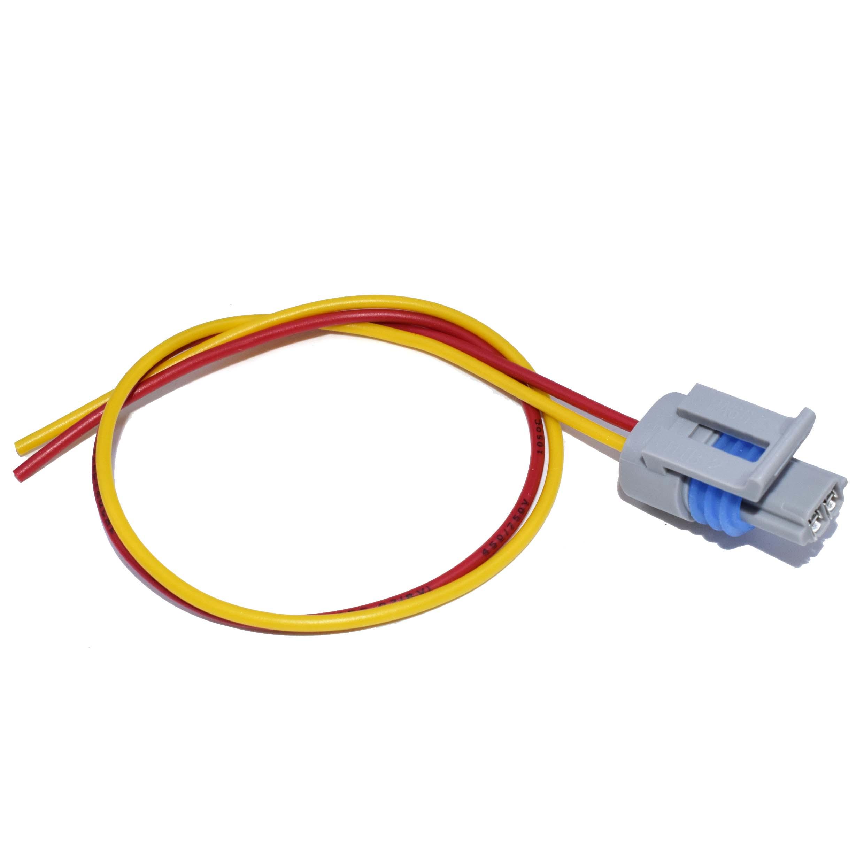Intake Air Temperature Sensor IAT Connector Pigtail Harness Fits ...