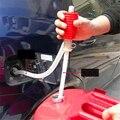 2017 Новый Высокое Качество Переносные Ручной Автомобилей Сифон Шланг Газ и Нефть Вода Подачи Жидкости Ручной Насос Sucker Высокое Качество
