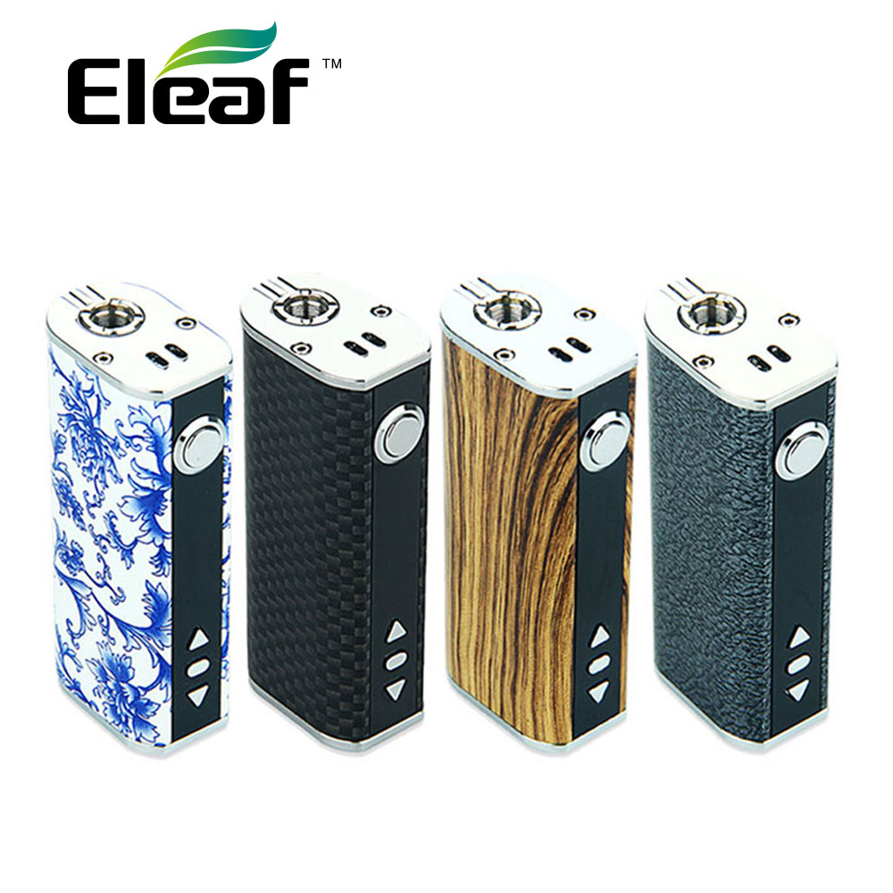 Original 40W Eleaf IStick TC MOD 2600mAh Battery Built in New Color Huge Power with OLED Screen Display Vaping E Cig IStick Mod