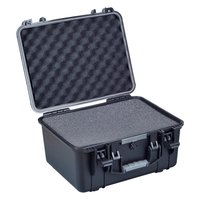 PP hard plastic shockproof equipment tool case Outdoor suitcase