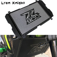 For Kawasaki Z900 Z 900 2017 2018 Motorcycle Accessories Radiator Grille Cover Guard Stainless Steel Protection Moto Protetor