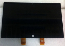 10.6 pulgadas Original para superficie Microsoft Pro 2 1601 LTL106HL01-001 pantalla LCD táctil digitalizador PANEL