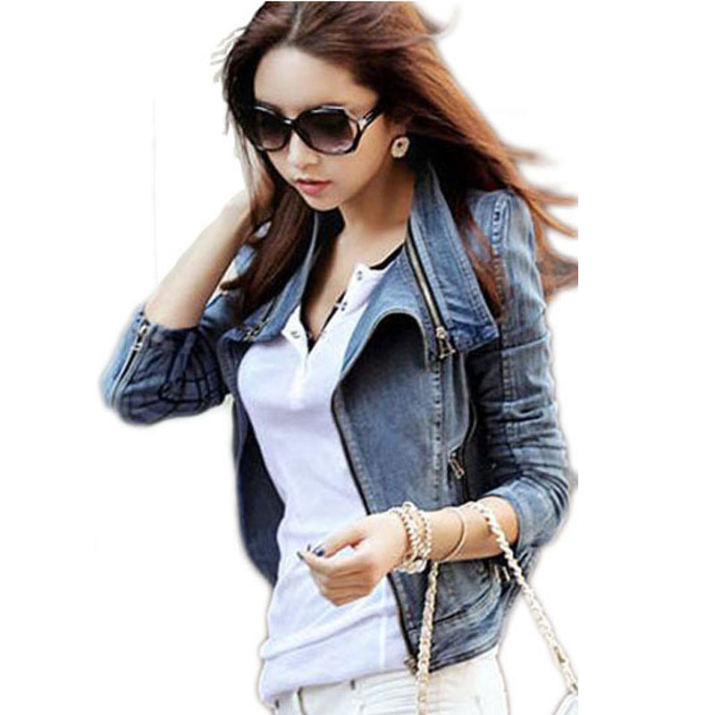 Online Get Cheap Spiked Denim Jacket -Aliexpress.com | Alibaba Group