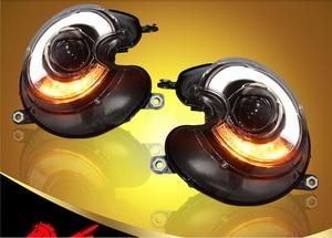 Image 5 - Auto stoßstange kopf licht Mini scheinwerfer, 2007 ~ 2013,auto tagfahrlicht Mini scheinwerfer nebel licht