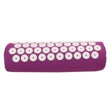 Massager Pillow Massage cushion Acupressure Mat Relieve Stress Pain Acupuncture Spike Yoga Mat with Pillow Drop shipping