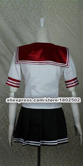 Japanese Akuma no Riddle Bannba Mahiru Sinnya Suit Of Uniform Cosplay Costume