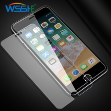 9H Front And Back Tempered Glass For iPhone 7 8 6s 2.5 D Screen Protector Xr X Xs Protection