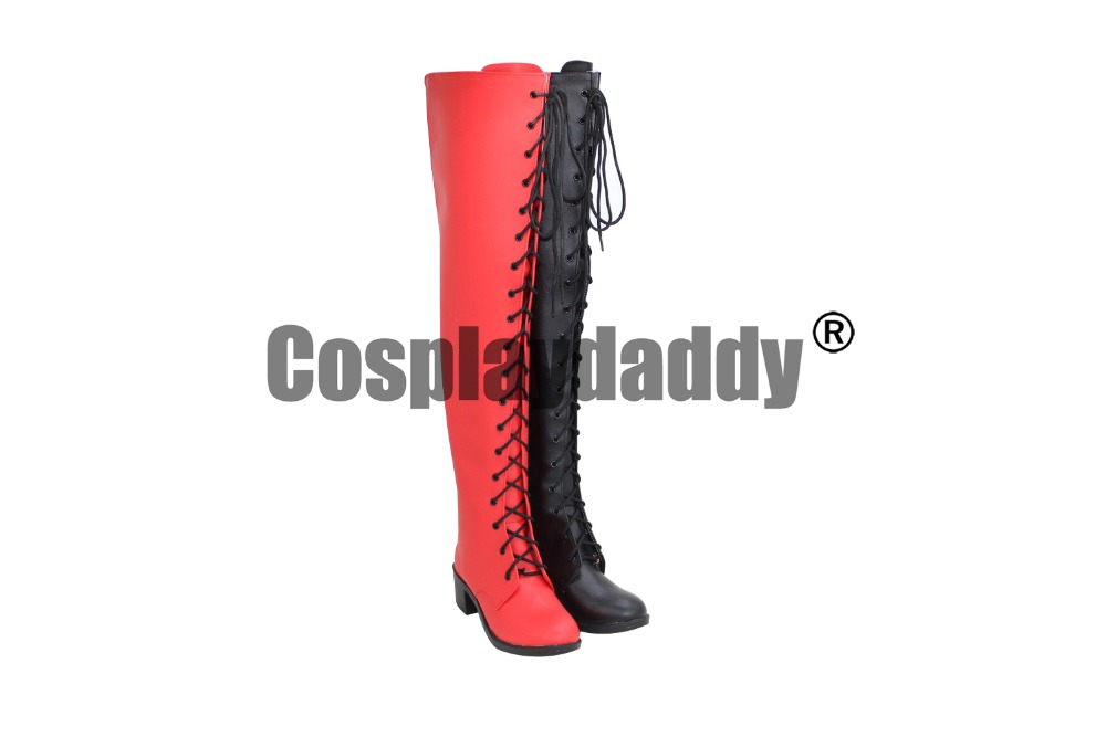 Amnesia Shin Casual Ver. Anime Game Halloween Cosplay Shoes Boots X002