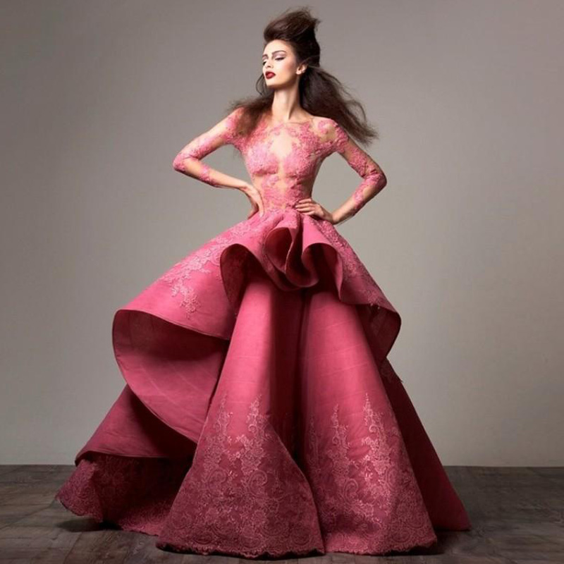 Couture Evening Gowns And Dresses