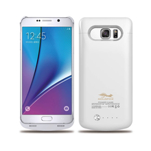 4200mah Smartphone Rechargeable Cover Case For Samsung Galaxy Note 5 N9200 Phone Battery Charger Cover External Extend Batteria