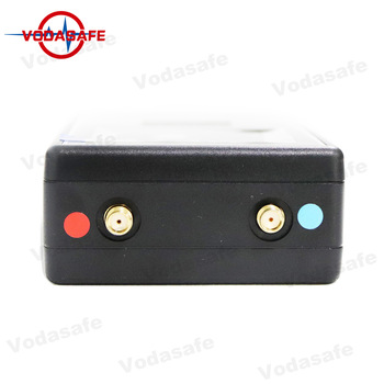1.2GHz/2.4GHz/5.8GHz Triband Hidden Camera Detector With Built-in Battery 2