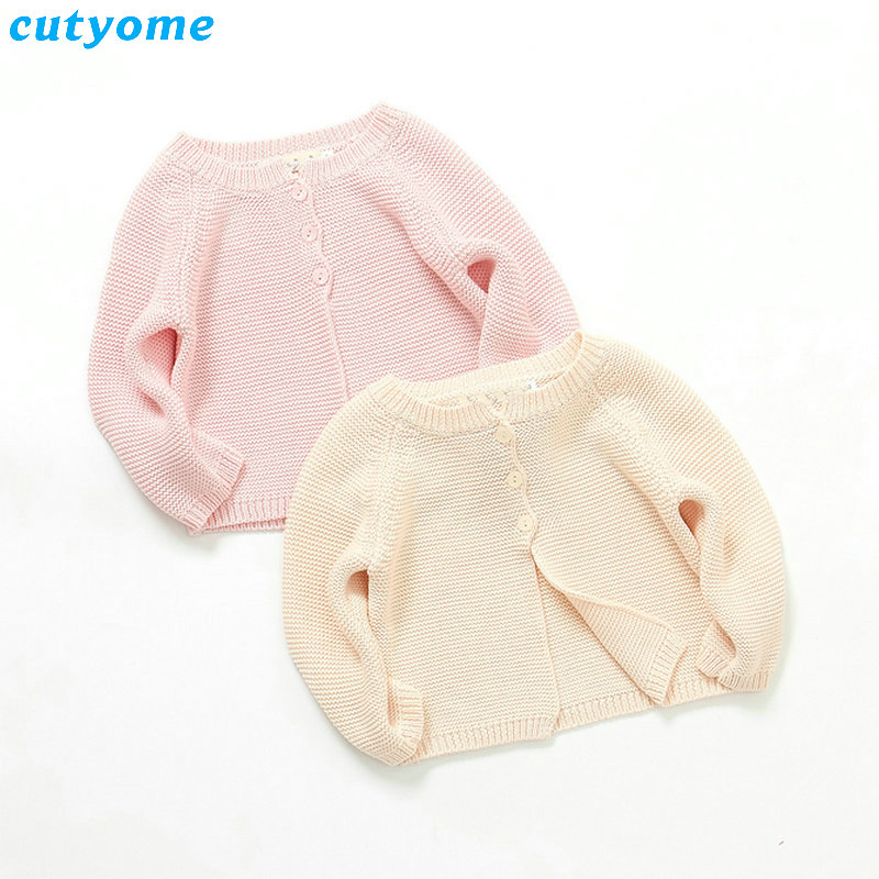 5fb1b3fc049 Νεογέννητο μωρό Cardigan για τα κορίτσια αγόρια άνοιξη φθινόπωρο ...