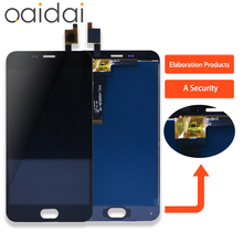 100% getestet Für Meizu M2 Mini M578 LCD Display Touchscreen Handy Lcds Digitizer Assembly Ersatzteile Mit Werkzeugen