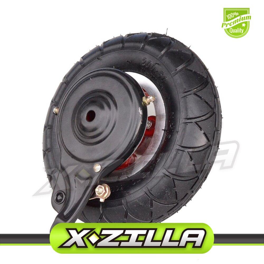 200x50 Rear Rim Tire for Razor E100 E150 E200 E225 Dune Buggy Electric Scooter