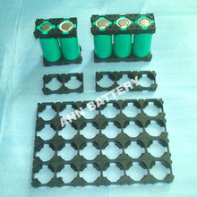 Free Shipping! 26650 battery holder Cylindrical battery holder 26650 Li ion cell holder Used for lithium battery pack