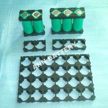 Livraison Gratuite! 26650 support de batterie support de batterie cylindrique 26650 Li ion support de cellule utilisé pour batterie au lithium