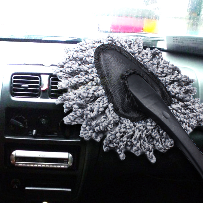 20 27day delivery hot sale 1pc multifunctional car duster cleaning dirt dust clean brush. Black Bedroom Furniture Sets. Home Design Ideas