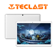 Teclast A10H 10.1 inch 1280 x 800 Tablet PC 2GB RAM 16GB ROM Android 7.0 MTK8163 Quad Core 1.3GHz Dual Cameras Bluetooth