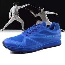 Мужская обувь для фехтования для взрослых, профессиональные кроссовки для фехтования, для соревнований, для обучения, школьная обувь, конкурентоспособная обувь, износостойкая