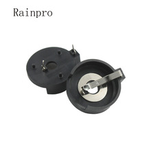 Rainpro 5PCS/LOT CR2477 CR2450 DIP Button Battery holder new