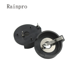 Image 1 - Rainpro 5PCS/LOT CR2477 CR2450 DIP Button Battery holder new