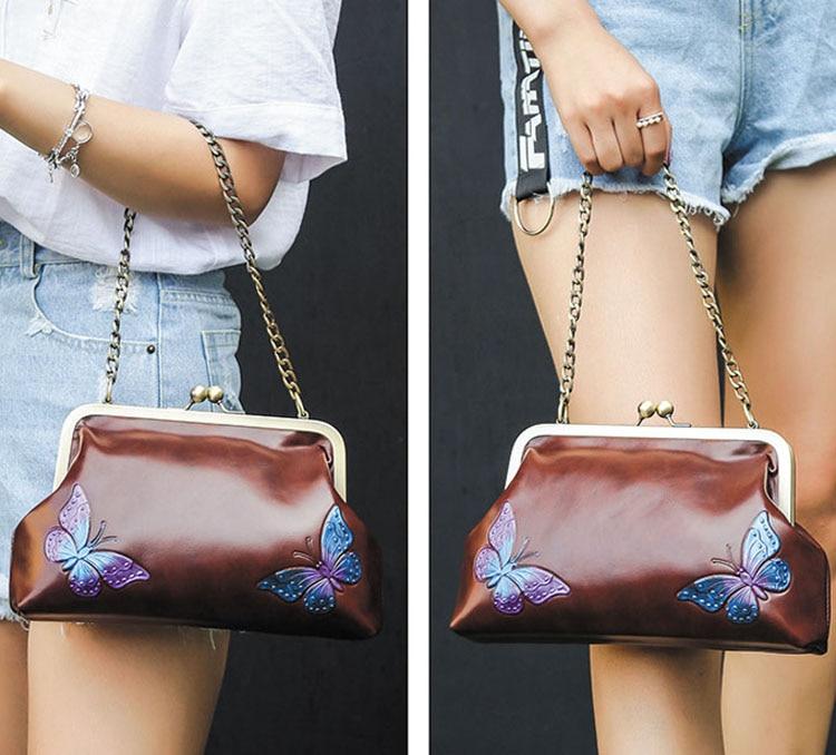 Women Handbags PU Leather Shoulder Crossbody Bags Handbag Female vintage fashion Famous Brand Women Bags (10)