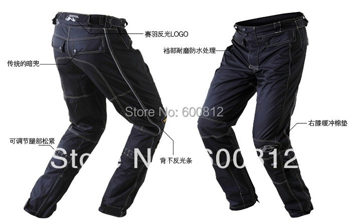 Wholesale - Motorcycle pants racing suits/ Riding Protector Multi-function Scoyco P017 riding pants motorbike racing pants