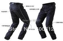 Оптовая продажа-Мотоцикл брюки спортивные костюмы/Езда Протектор многофункциональный Scoyco P017 езда брюки мотогонщиков брюки
