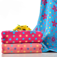 Grandi dimensioni 150x220 cm cotone morbido telo da bagno anti-pilling primavera autunno inverno per home viaggiare bambini coperta asciugamano