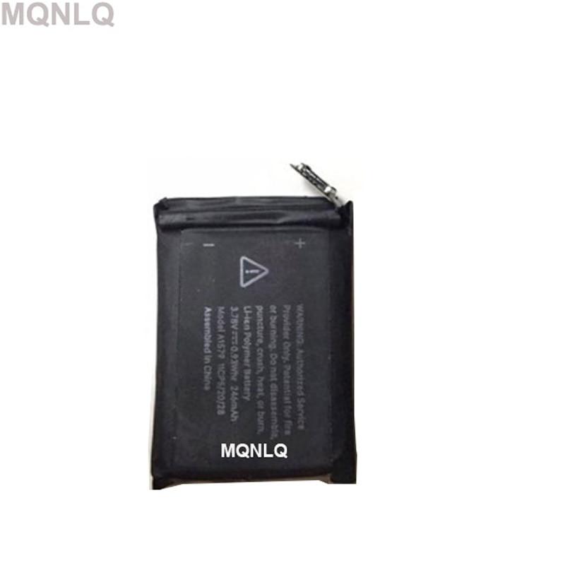 For Apple Watch 38 Mm 42mm Battery Series A1578  A1579 1 A1554  A1553 246mAh High Quality MQNLQ