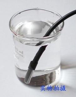 MK00241   Stainless Steel Waterproof Package Type DS18b20 Temperature Probe Temperature Sensor 18B20   1 Metre