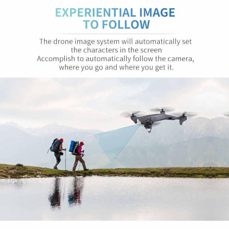 Cuaderno visual XS816 posicionamiento de flujo óptico Rc Quadcopter con la cámara Dual 2mp Wifi FPV Drone Control de gestos Dron del XS809HW XS809S