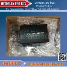 Octoplus Box para Samsung para LG gsmjustoncct Envío Libre eMMC/JTAG Activado con con Optimus Cable Set (19 unids.)