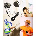 Deporte Auricular Impermeable Running Sweatproof Auriculares Estéreo Bass Music Auricular Con Micrófono Para Todo El Teléfono Móvil