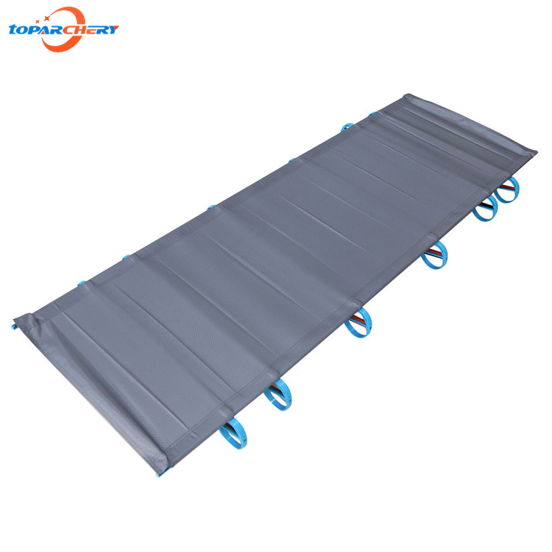 Portable Ultralight Camping Mat for Outdoor Travel Camping Hiking Picnic Sturdy Comfortable Single Folding Camp Sleeping Bed