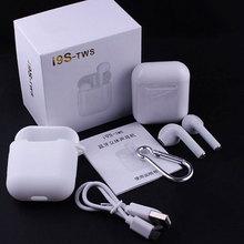 True Wireless Stereo Earbuds I9S TWS Wireless Earphone Mini