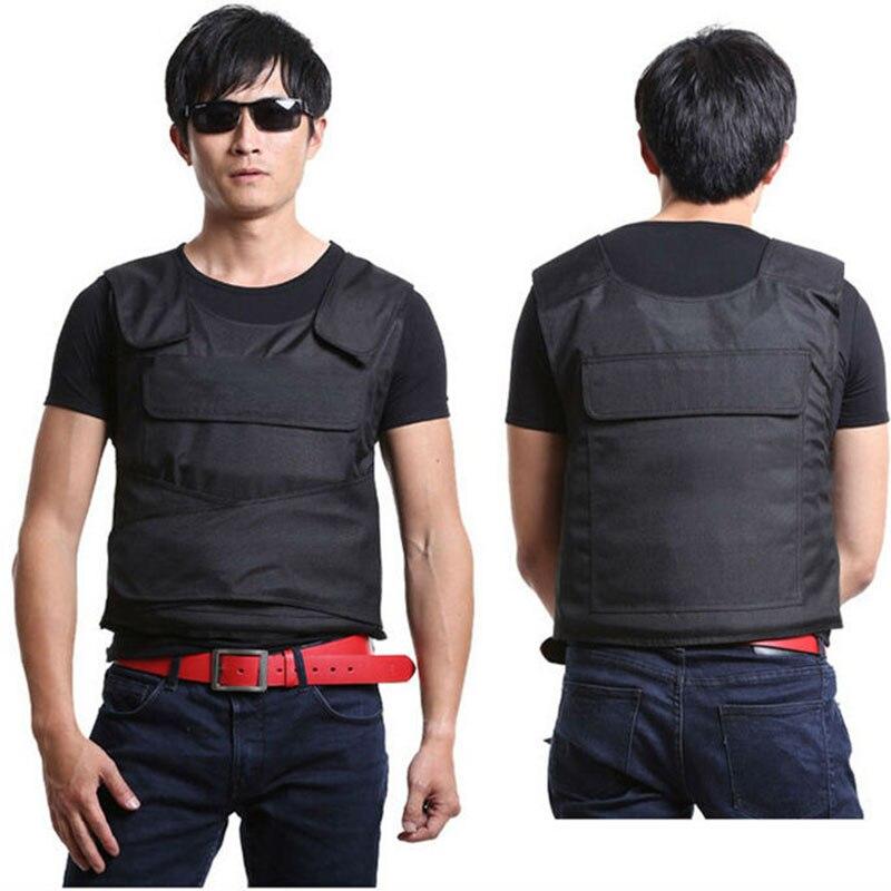 CCGK Bulletproof Vest IV Level Tactical Vest High Meng Steel Protect Life Safety Body Armor Real