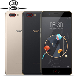 ZTE Nubia M2 Android 4G Smartphone 4GB RAM 64GB/128GB ROM snapdragon 625 Octa Core 5.5
