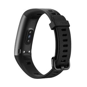 Image 4 - Huawei Band 3/3 Bracelet intelligent Pro 0.95 pouces Tracker natation étanche Bluetooth Fitness Tracker écran tactile