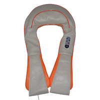 Multifunction Health Care U Shape Electrical Tapping Hammer Massager Neck Shoulder Waist Back Body Massager Equipment