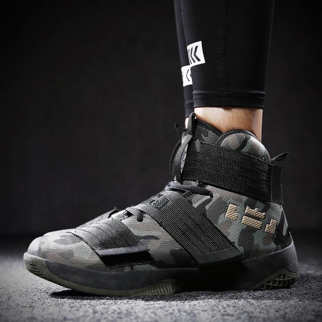 13276c5be5e9f7 Fine Zero Male Sneakers Basketball Shoes Men Non-slip Outdoor Athletic  Sport Shoes Hombre Men Ankle Boots Zapatillas Baloncesto