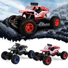 1:16 Scaled-down RC Car 2.4G 4CH 4WD Rock Crawler 4×4 Driving Car (6255) Double Motors Drive Remote Control Car Model