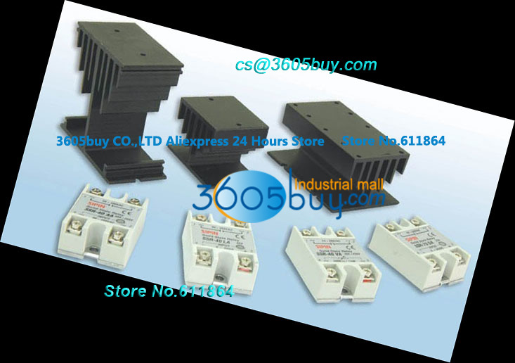Solid State Relay Single Phase Solid-State SSR-P03DA
