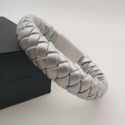 Bracelet de câble de données bracelet de corde en cuir tissé à la main multi-fonction bracelet de ligne de charge de téléphone portable