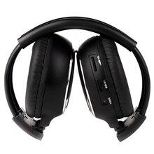 MAHA Hot 1 pcs/2 pcs Double Infrared Stereo Wireless Earphone Headphone