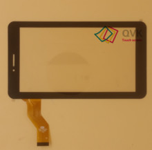 7inch for Irbis TX47 3G tablet pc capacitive touch screen glass digitizer panel Digma optima Plane 7.1 3G PS7020MG