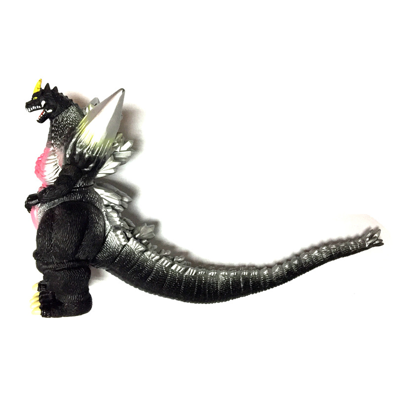 [Jkela] 30CM Godzilla Action Figure Collectible Model Toys Boys Kids Child Toys Anime Cartoon Movie Ultraman Monsters